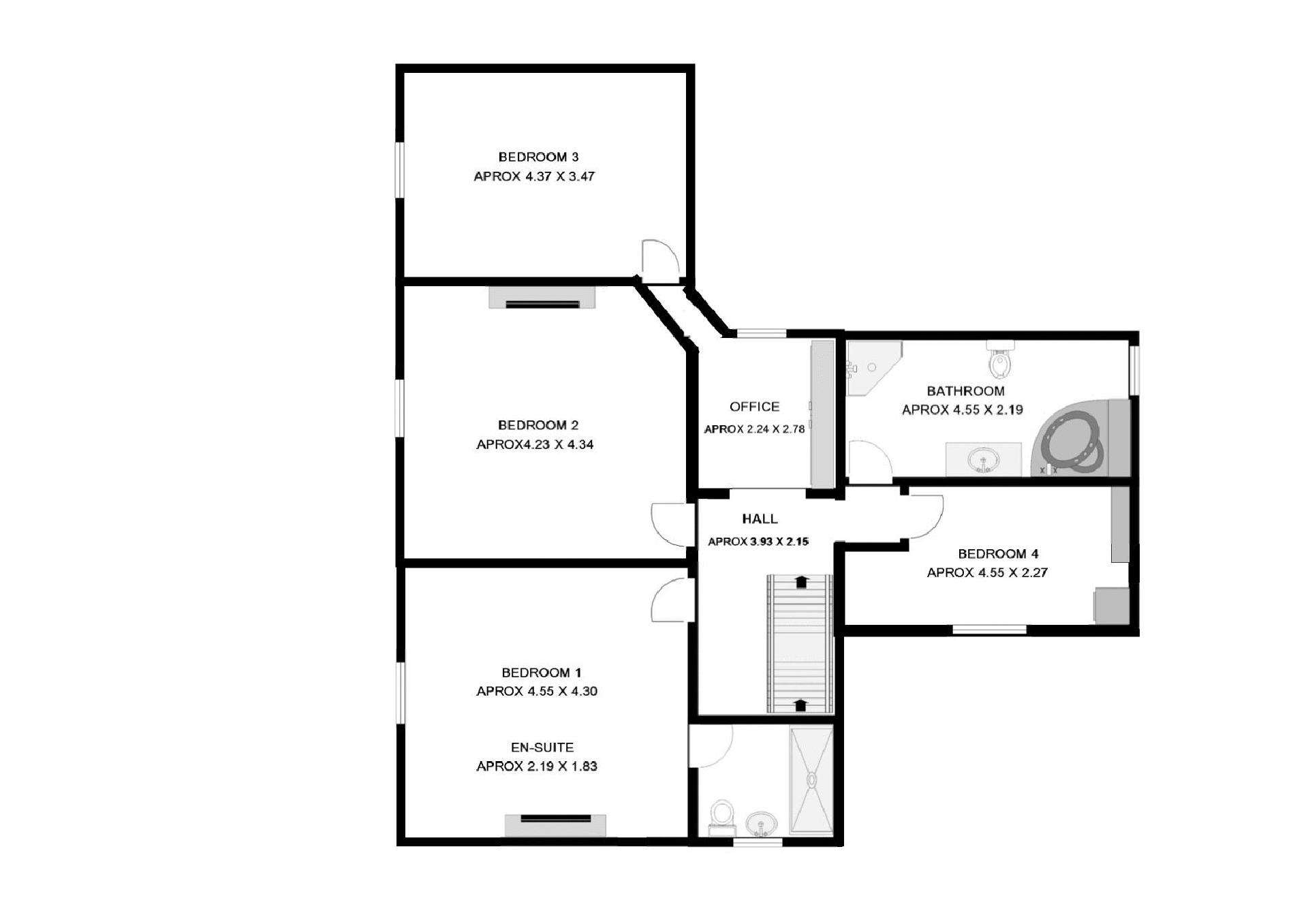 4 bed House for sale in Wath Road - Property Floorplan