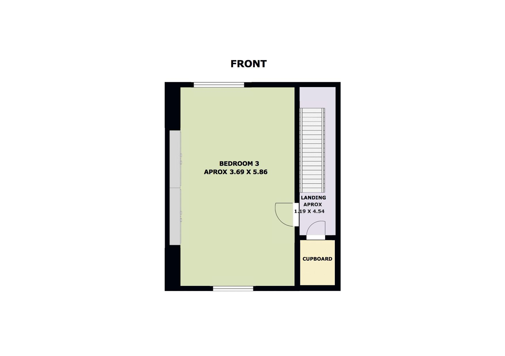 4 bed House for sale in Fitzwilliam Street - Property Floorplan