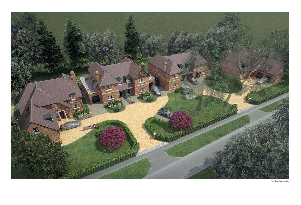 4 bed House for sale in London Road, Shenley - (Property Image 2)