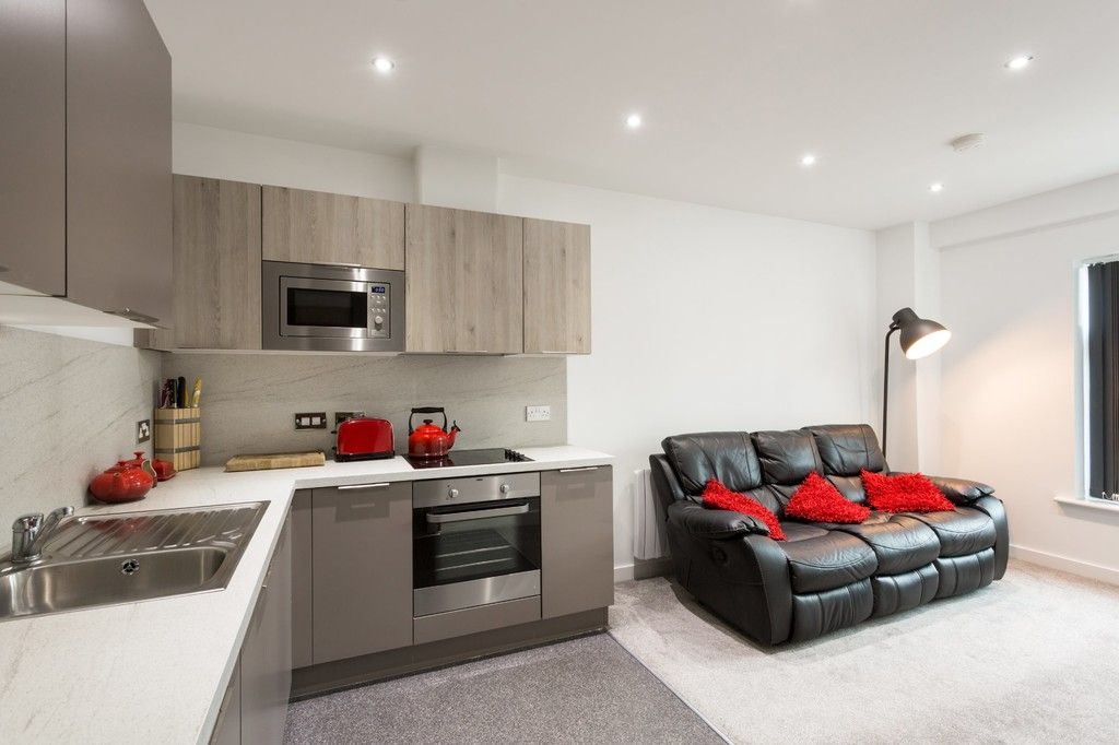 1 bed flat for sale in Foss Place, Foss Islands Road, York 1