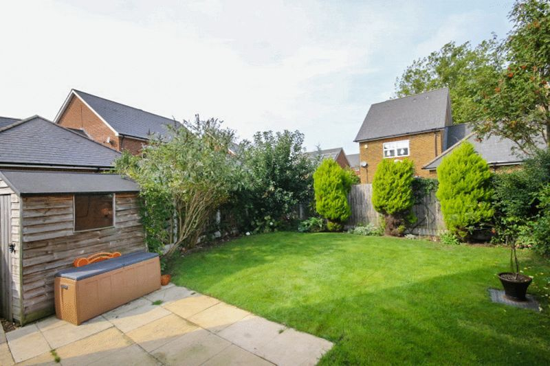 4 bed House to rent in Horton Crescent - Rear Garden (Property Image 16)