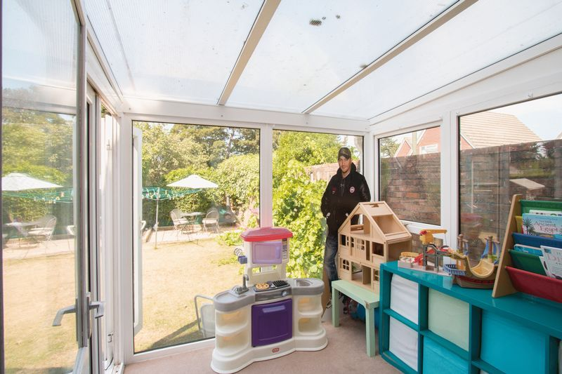 4 bed House for sale in Nork Way - Conservatory (Property Image 6)