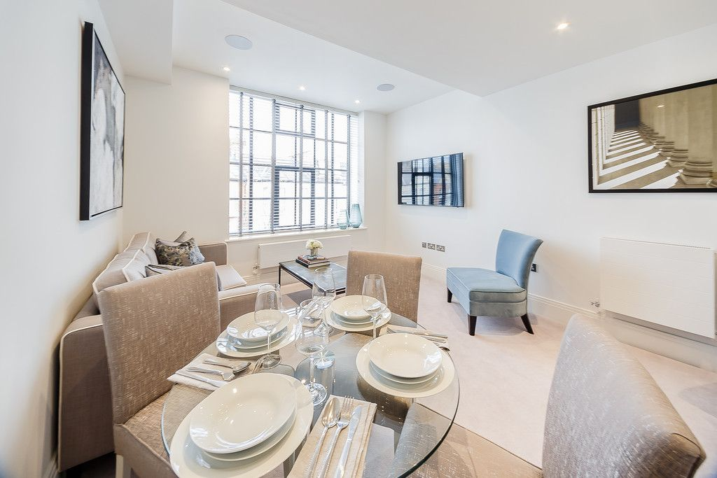 2 bed flat to rent in Palace Wharf Apartments, London, W6