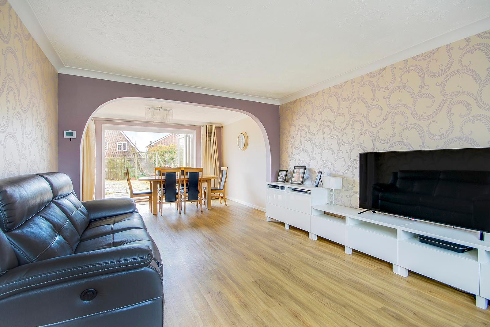 3 bed house for sale in Woodlands Close (COMP AUG 19)  - Property Image 3