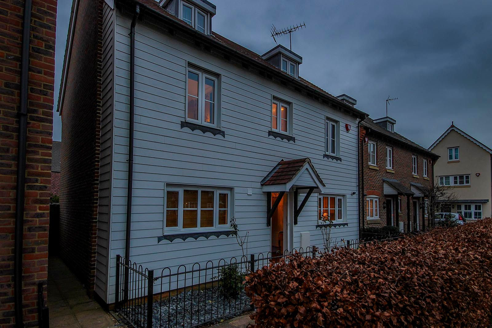 4 bed house for sale in Lucksfield Way 18