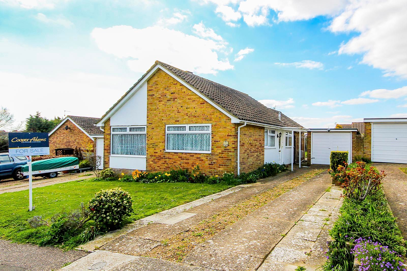3 bed bungalow for sale in Greenacres Ring COMP SEPT 19 - Property Image 1