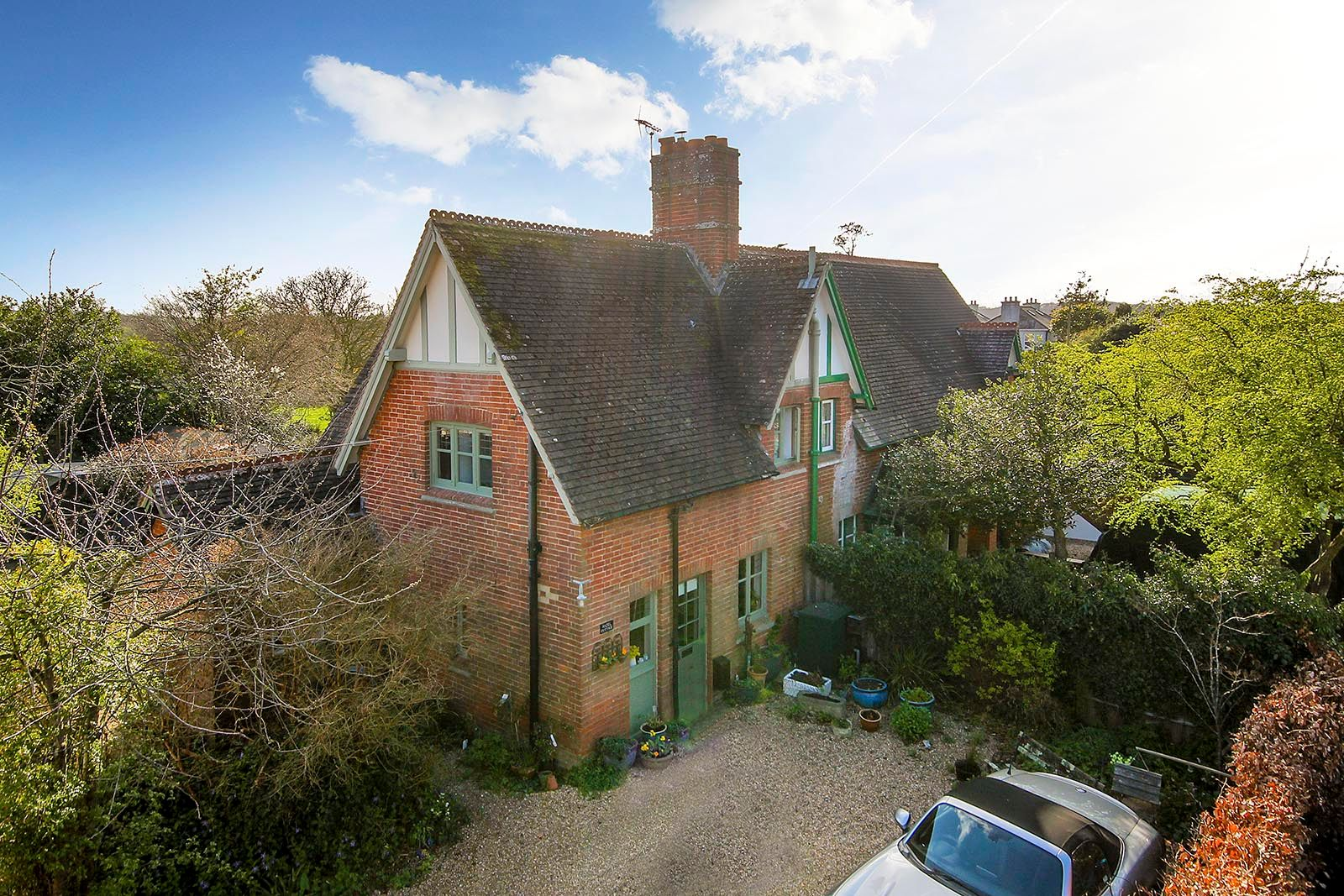 2 bed house for sale in The Street (COMP JULY 19) 1
