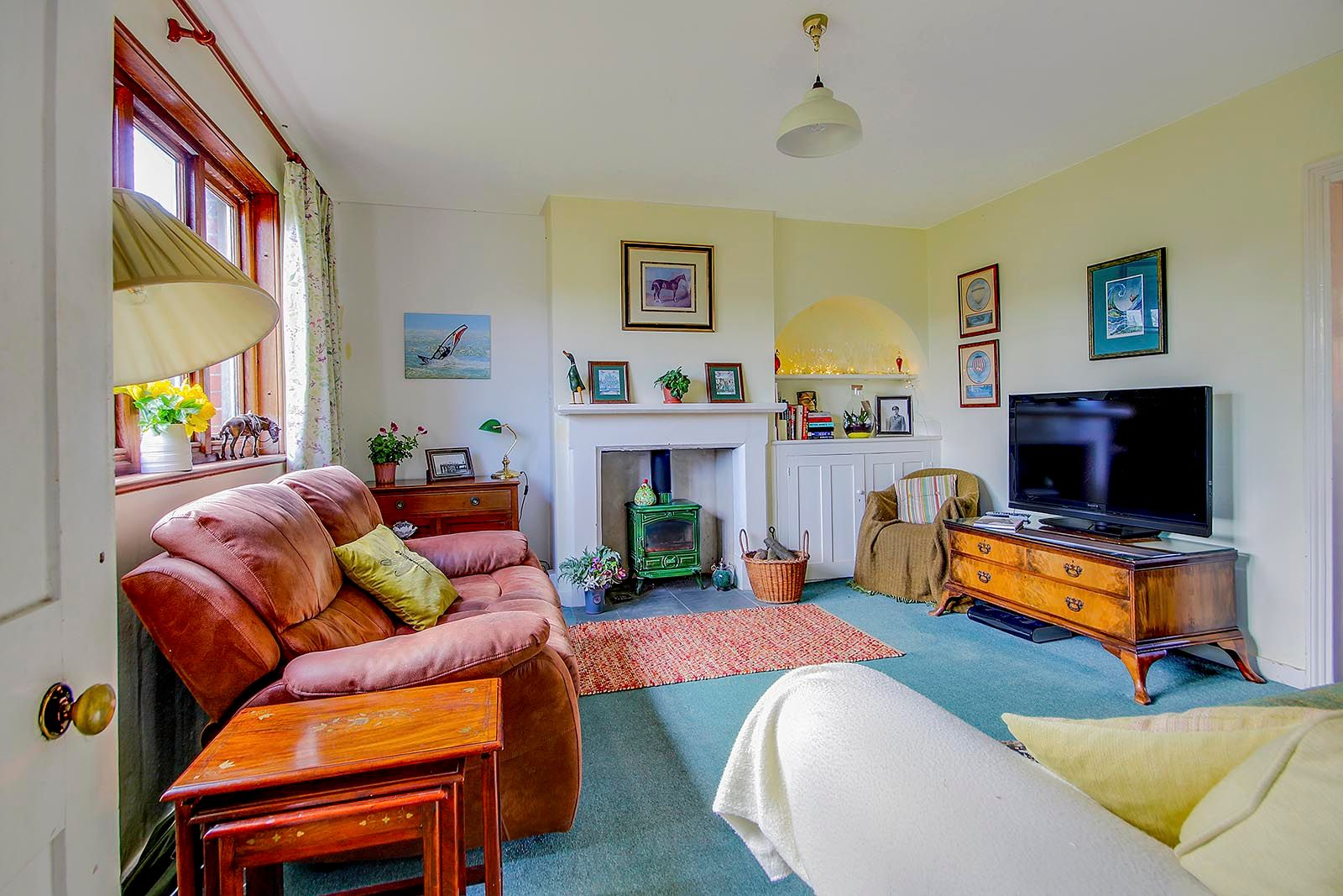 2 bed house for sale in The Street (COMP JULY 19) 3