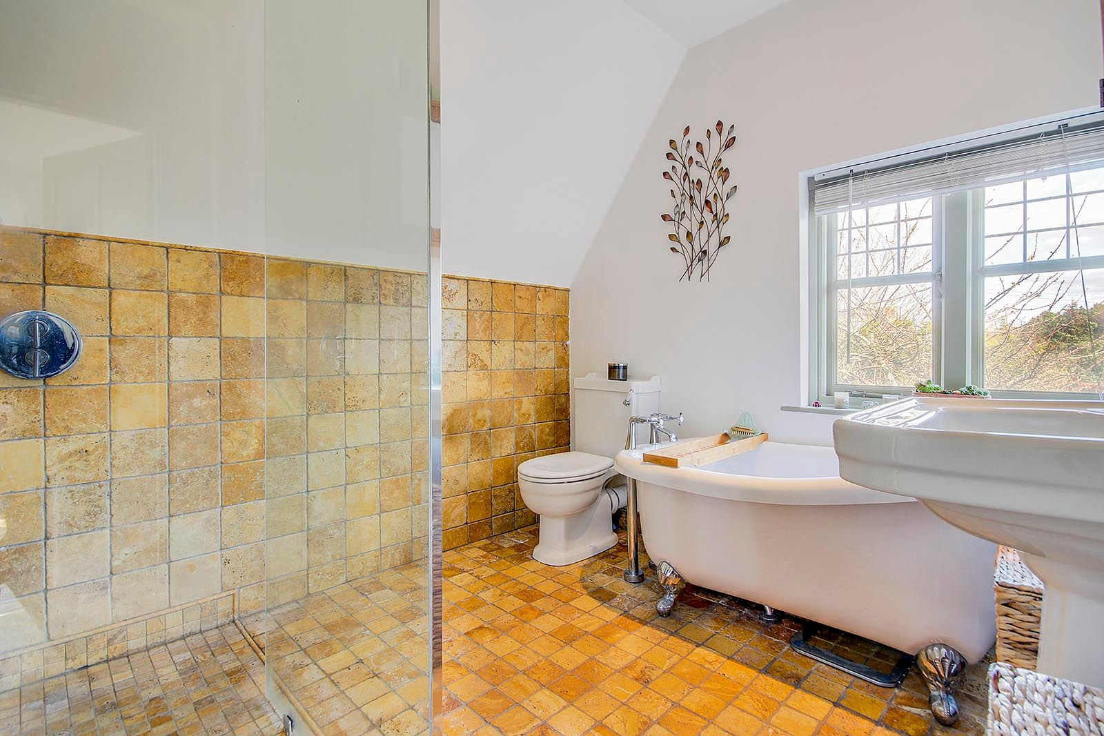 2 bed house for sale in The Street (COMP JULY 19) 6