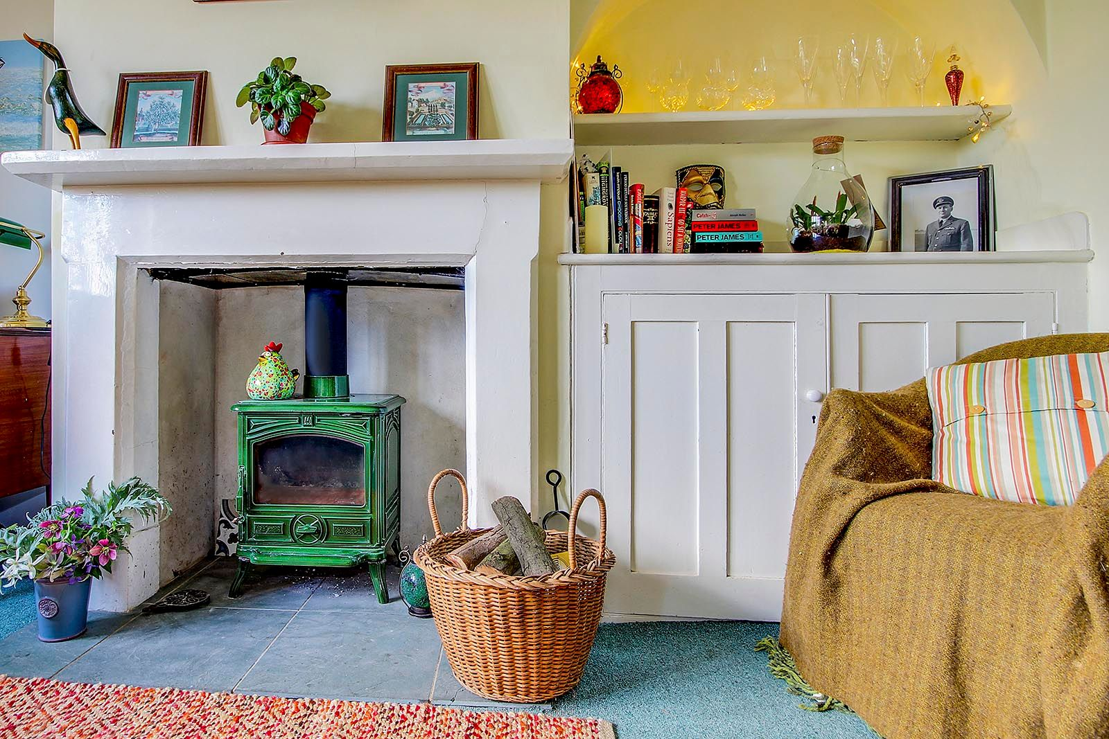 2 bed house for sale in The Street (COMP JULY 19)  - Property Image 9