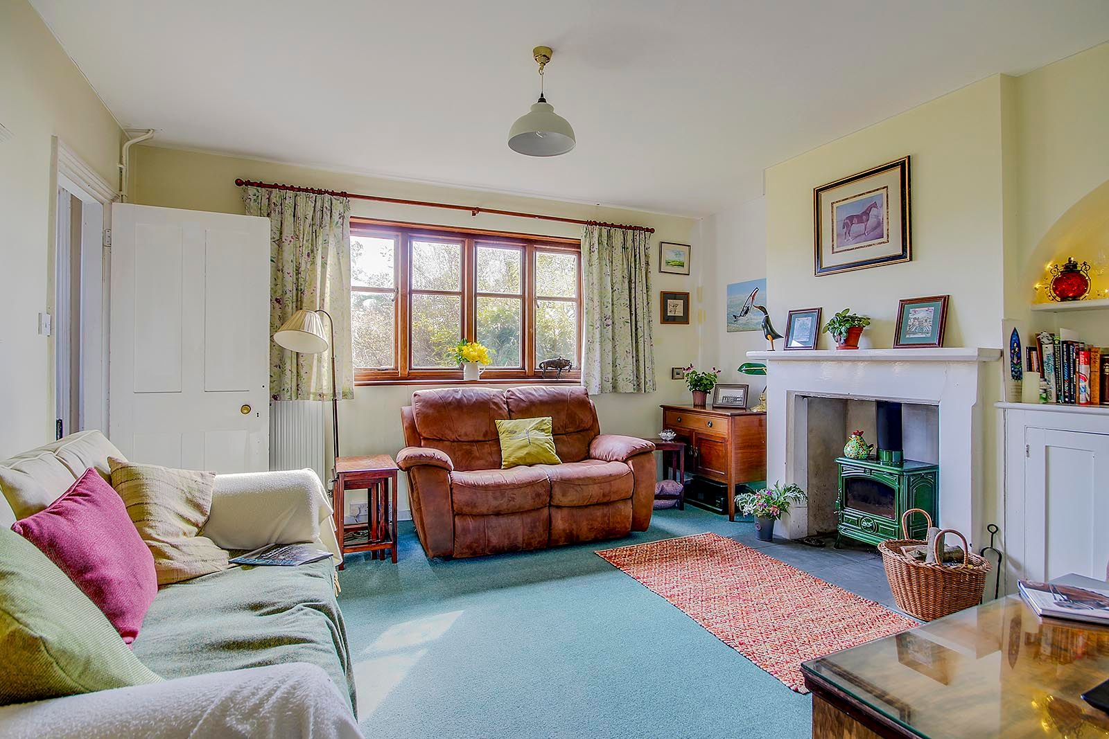2 bed house for sale in The Street (COMP JULY 19)  - Property Image 10