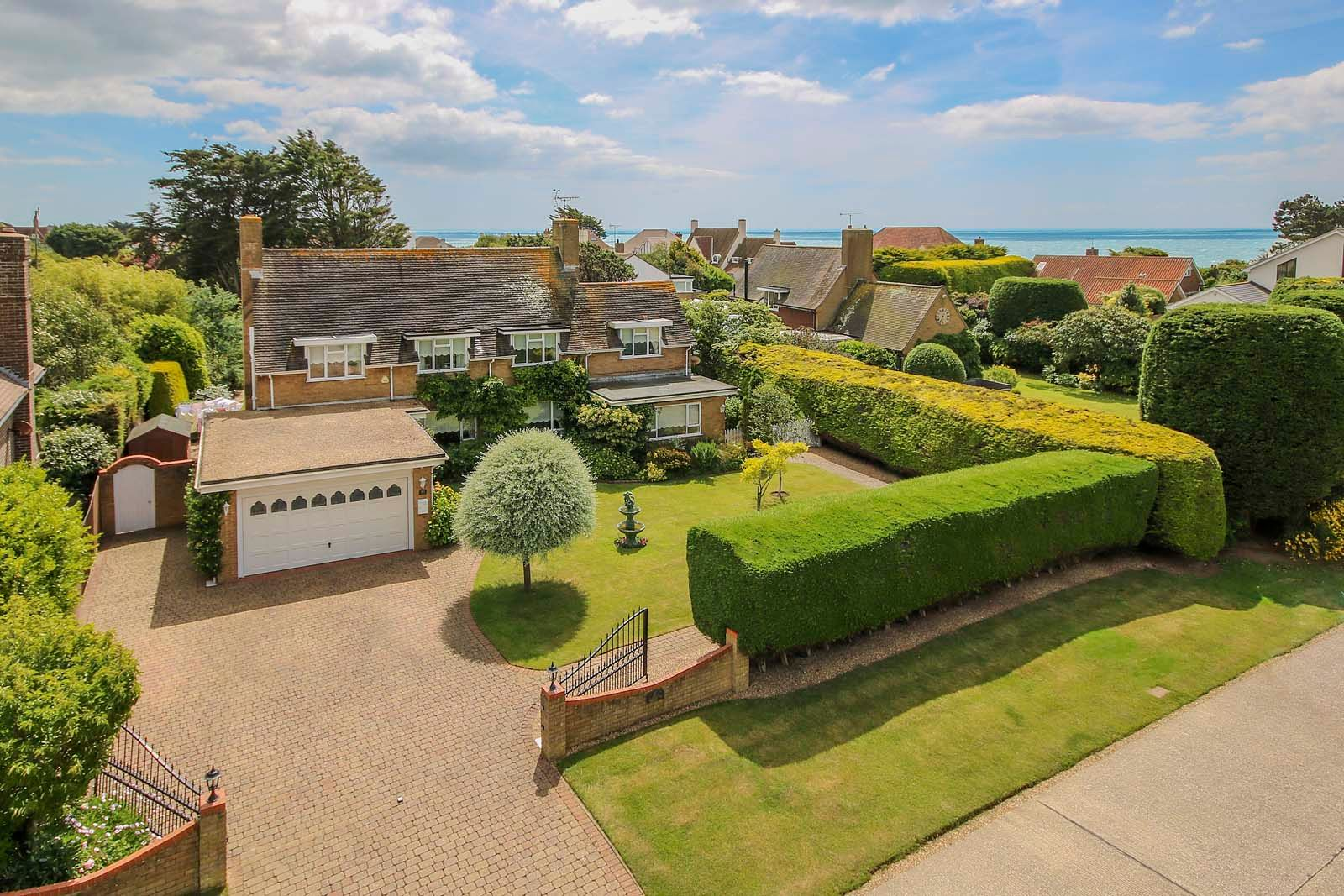 5 bed House for sale in The Willowhayne, East Preston - Elevated view (Property Image 0)