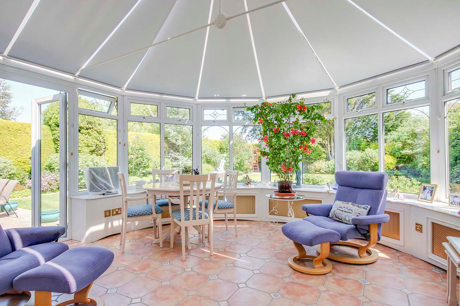 5 bed House for sale in The Willowhayne, East Preston - Conservatory (Property Image 2)