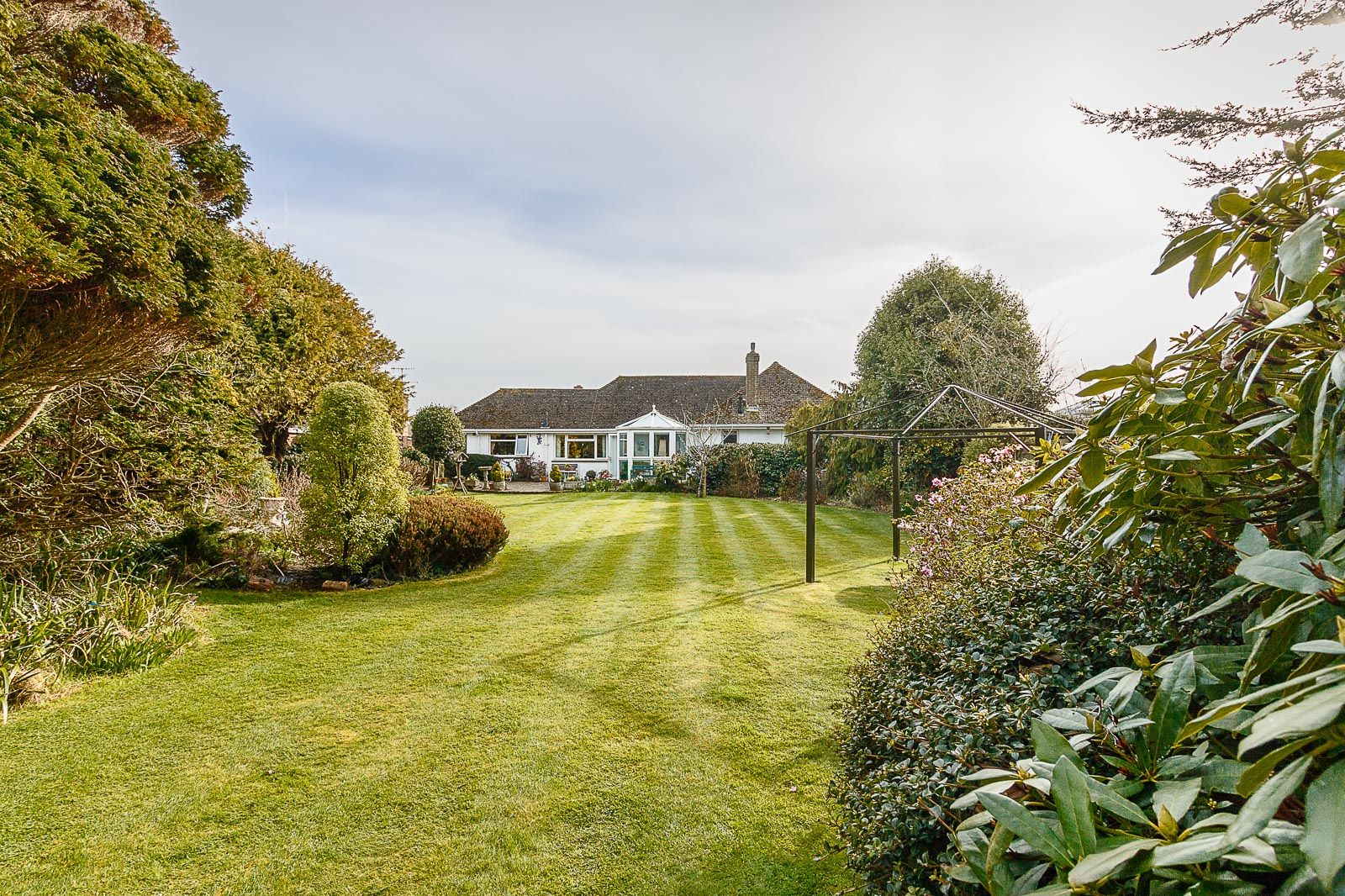 3 bed Bungalow for sale in East Preston - Rear view (Property Image 12)