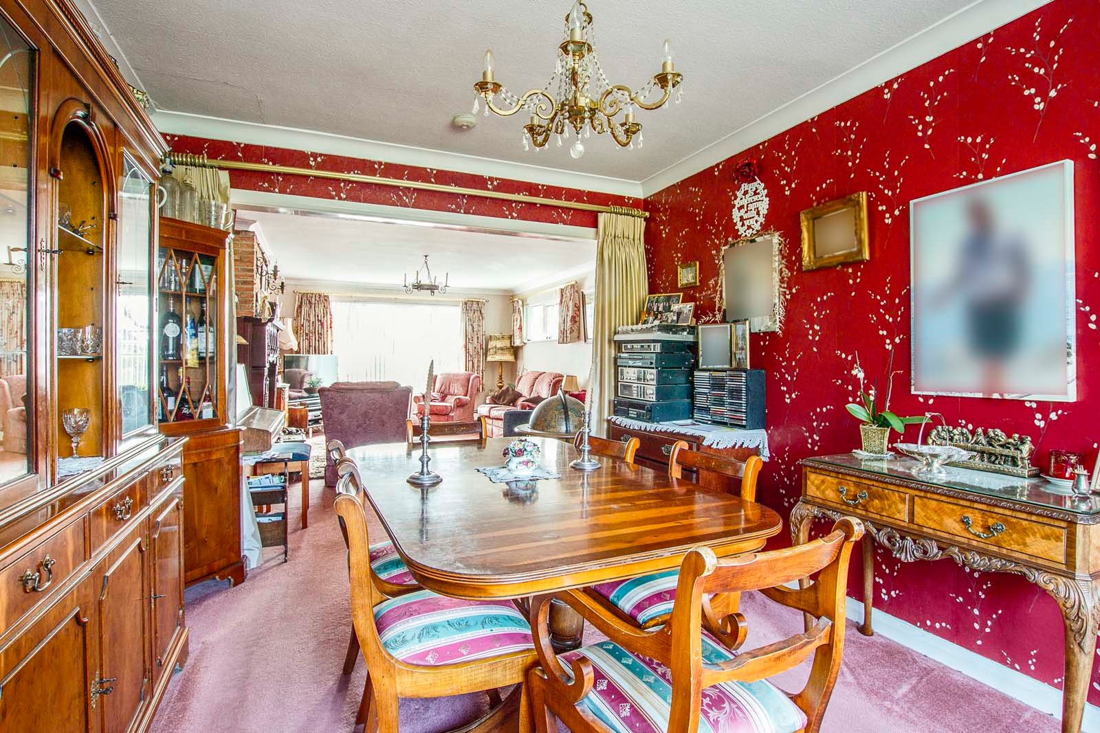3 bed Bungalow for sale in East Preston - Dining room through to sitting room (Property Image 13)