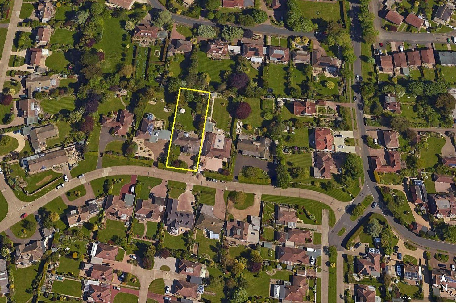 3 bed Bungalow for sale in East Preston - Aerial view (Property Image 17)