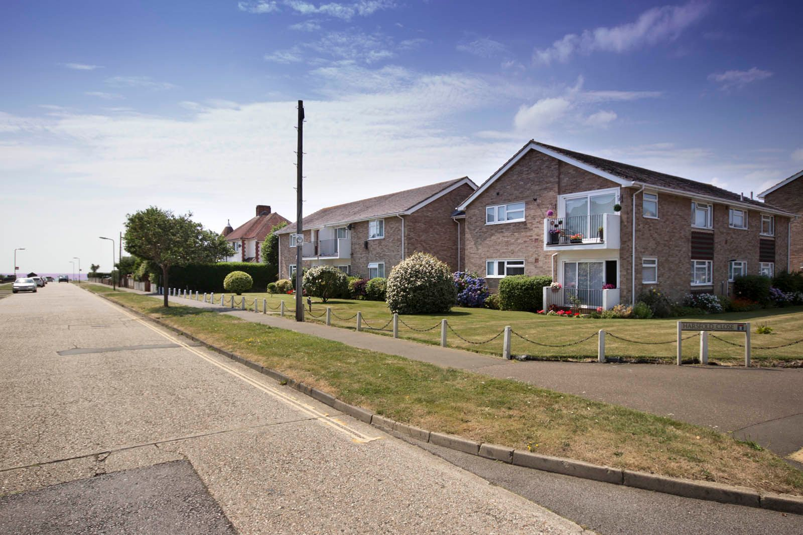 2 bed Apartment for sale in Rustington - View from the road (Property Image 7)