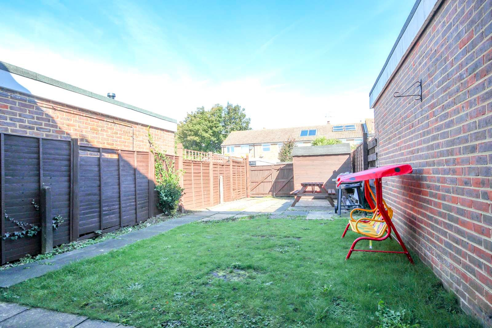 3 bed House for sale in East Preston - Garden (Property Image 8)