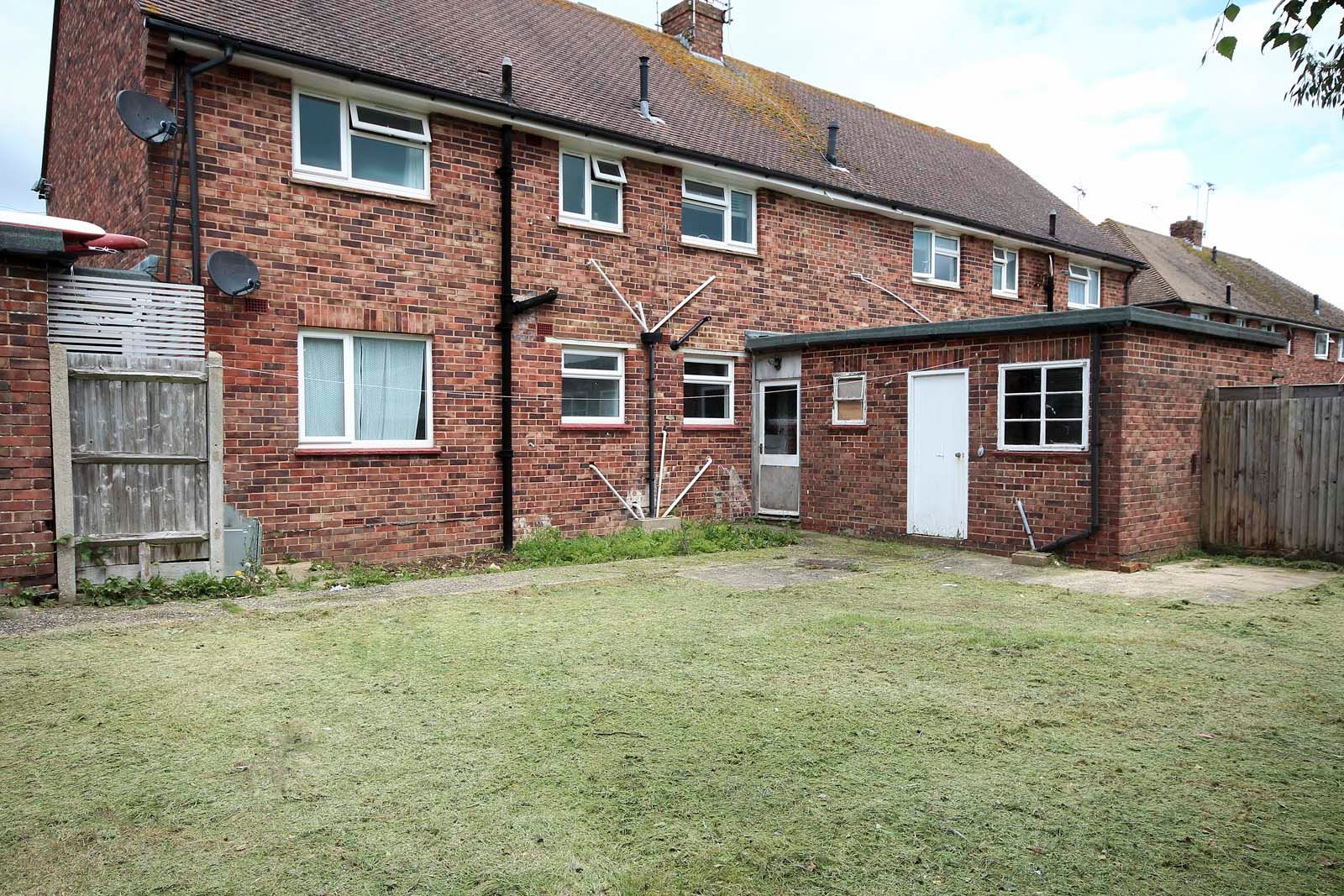 2 bed Apartment to rent in East Preston - Rear view (Property Image 8)