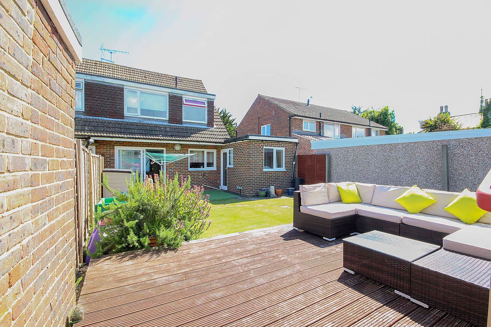 3 bed house for sale in Old Worthing Road 9
