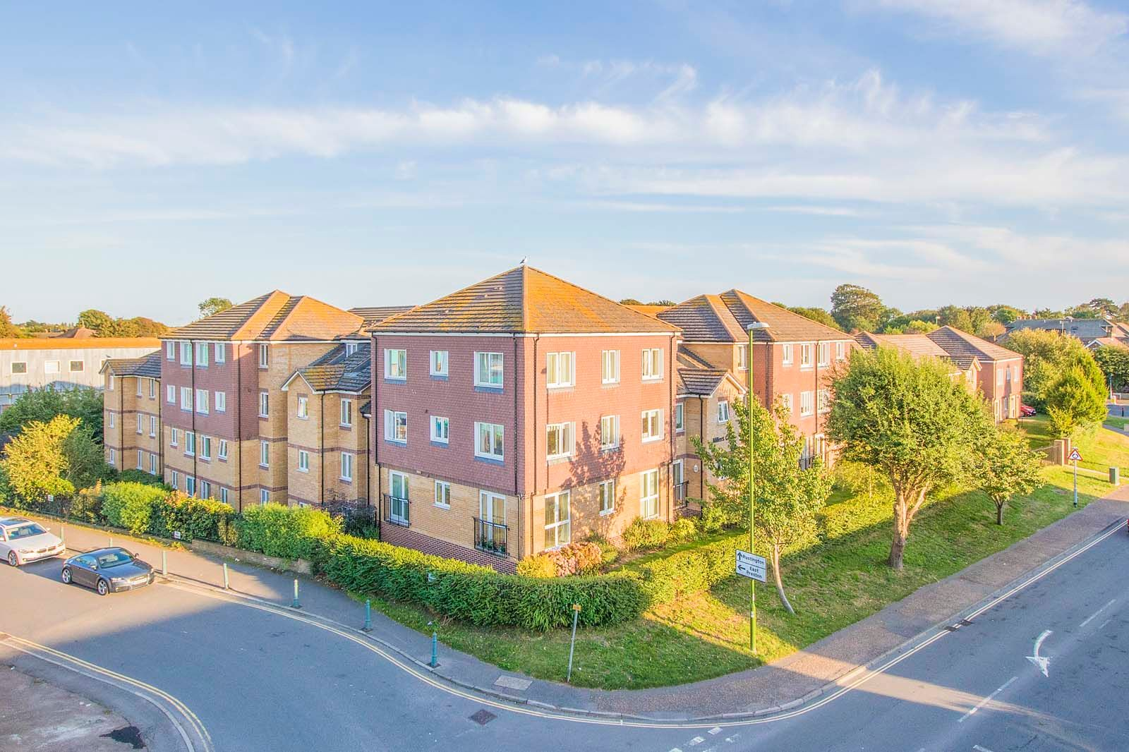 2 bed for sale in East Preston - Elevated view (Property Image 0)