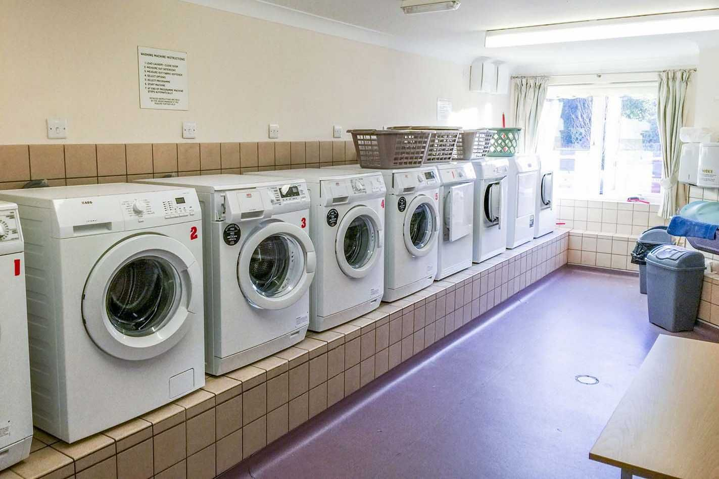 2 bed for sale in East Preston - Communal laundry (Property Image 10)