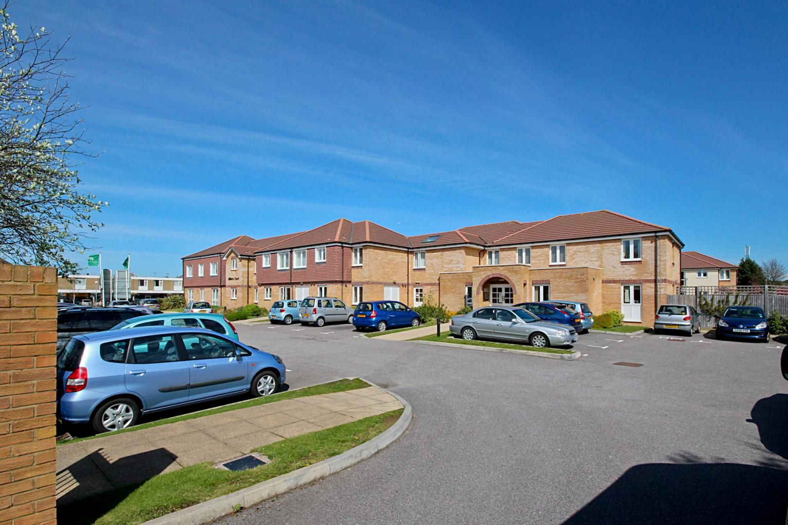 2 bed for sale in East Preston - Residents car park (Property Image 13)