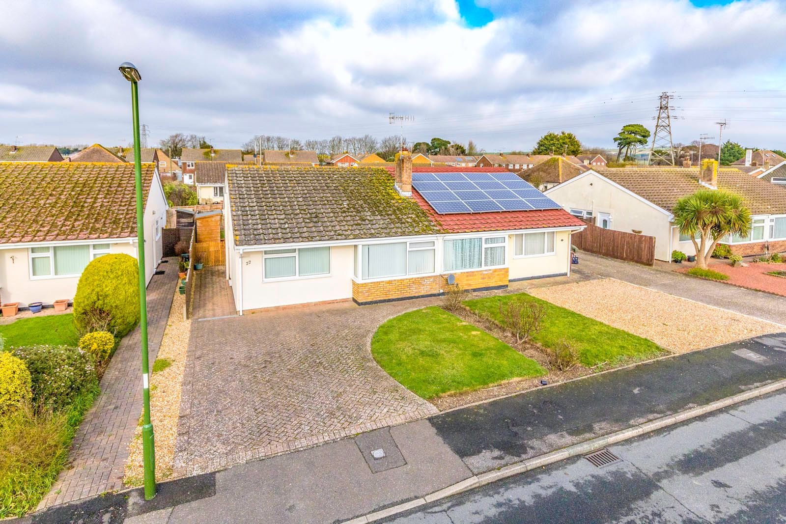 2 bed bungalow for sale in Saxon Close COMP June 2018  - Property Image 1