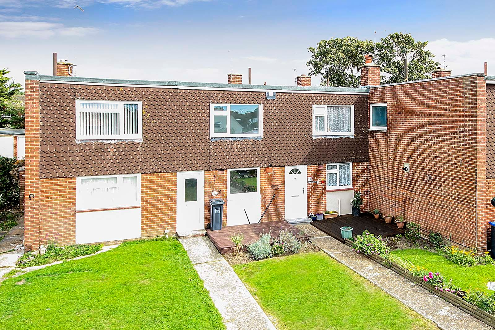 2 bed house for sale in Church Way COMP Jan 2019  - Property Image 1