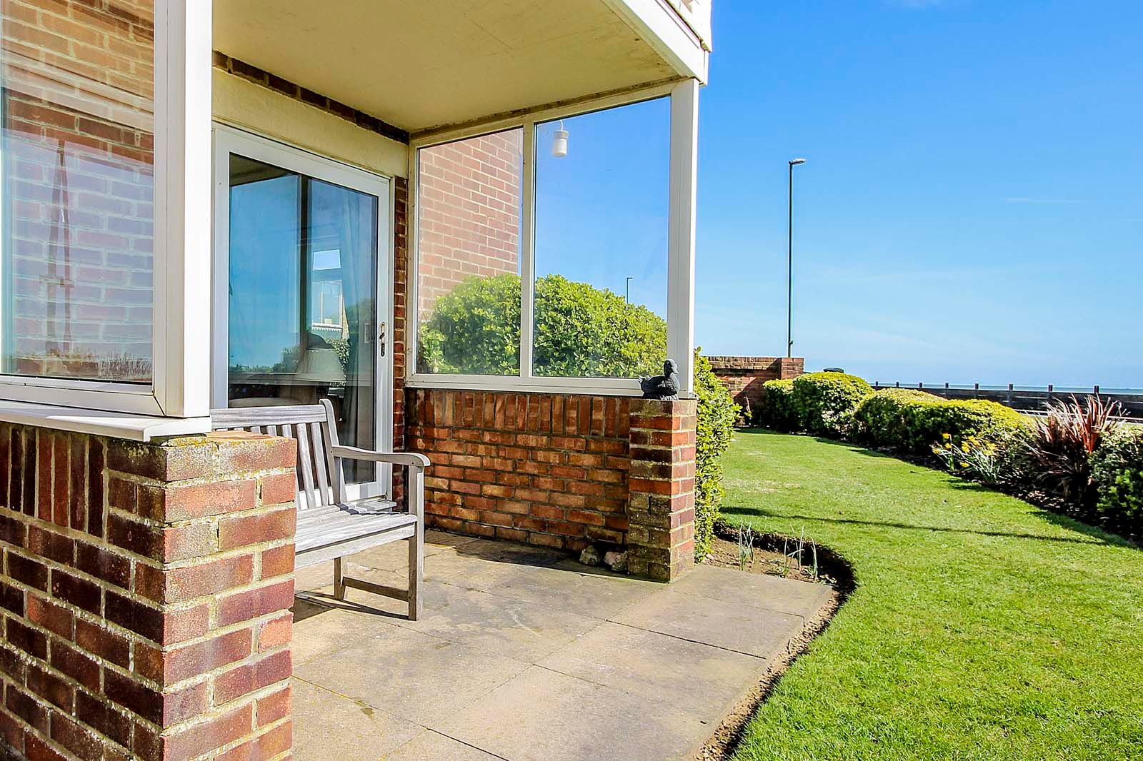 2 bed Apartment for sale in Rustington - Patio (Property Image 2)