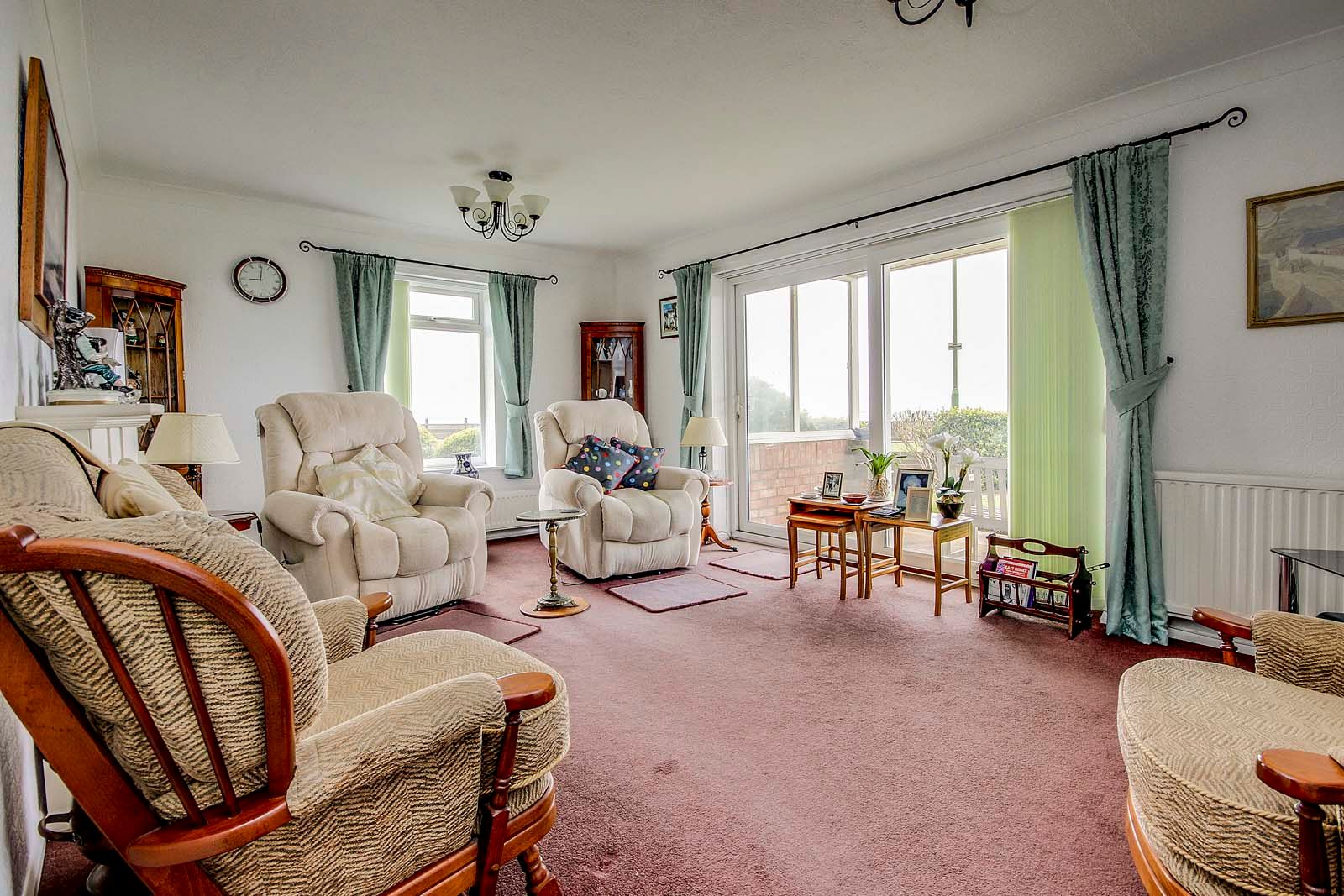 2 bed Apartment for sale in Rustington - Sitting room (Property Image 3)