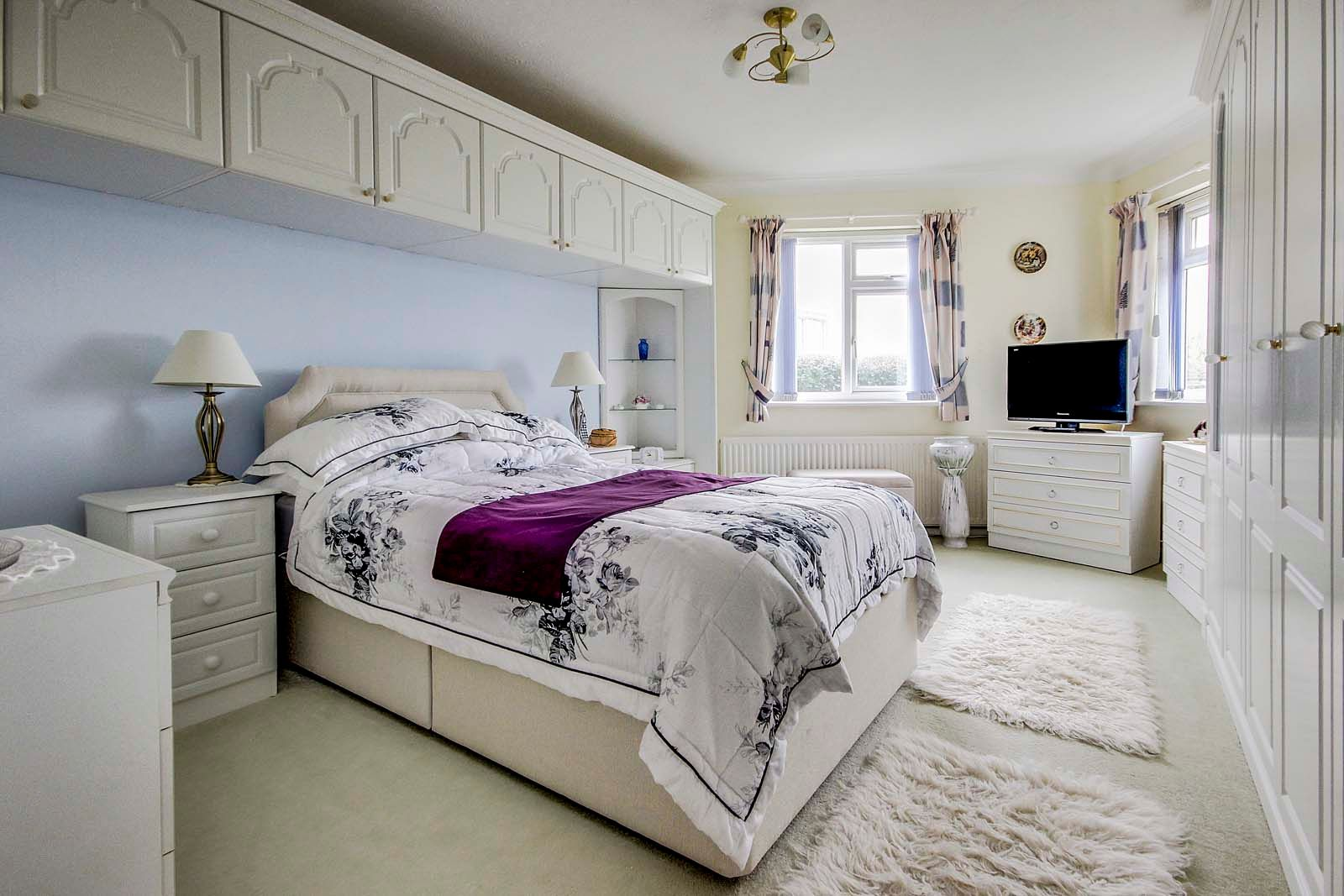2 bed Apartment for sale in Rustington - Bedroom (Property Image 4)