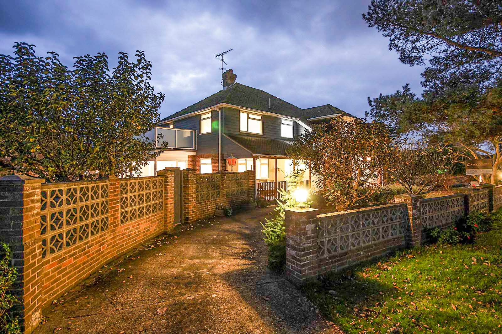 4 bed House for sale in Rustington - Twilight picture (Property Image 1)