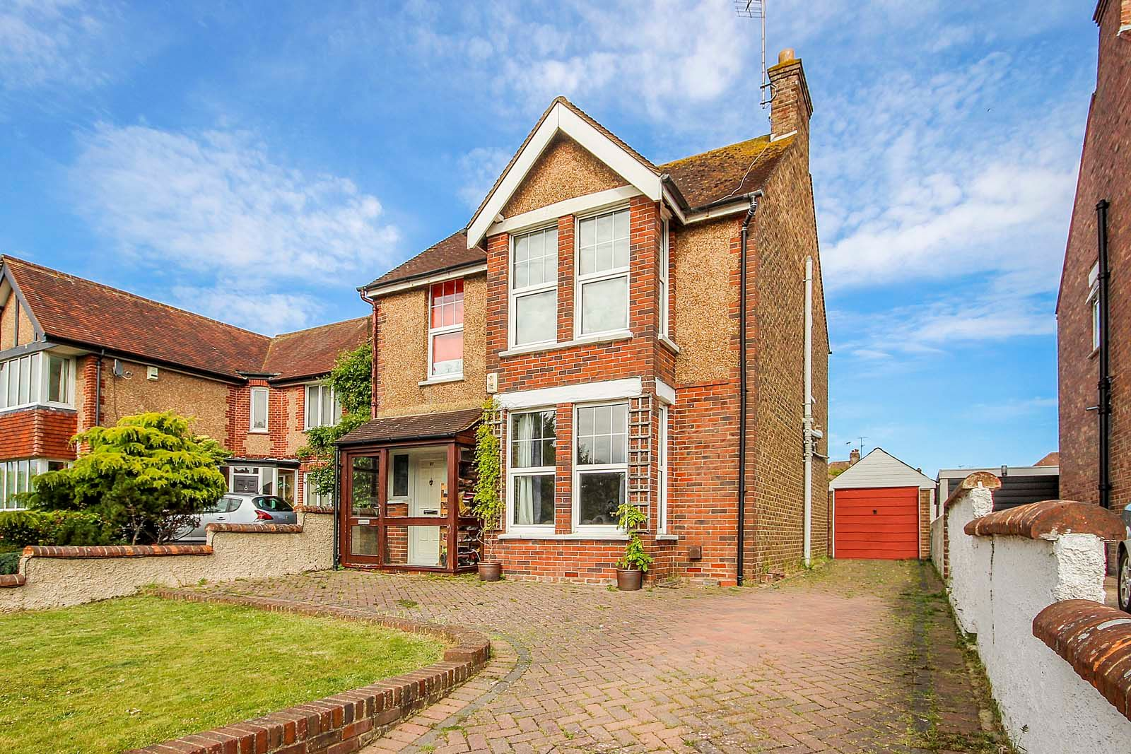4 bed house for sale in St Floras Road  - Property Image 1