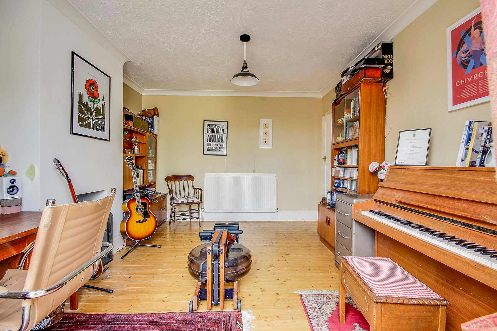 4 bed house for sale in St Floras Road 10