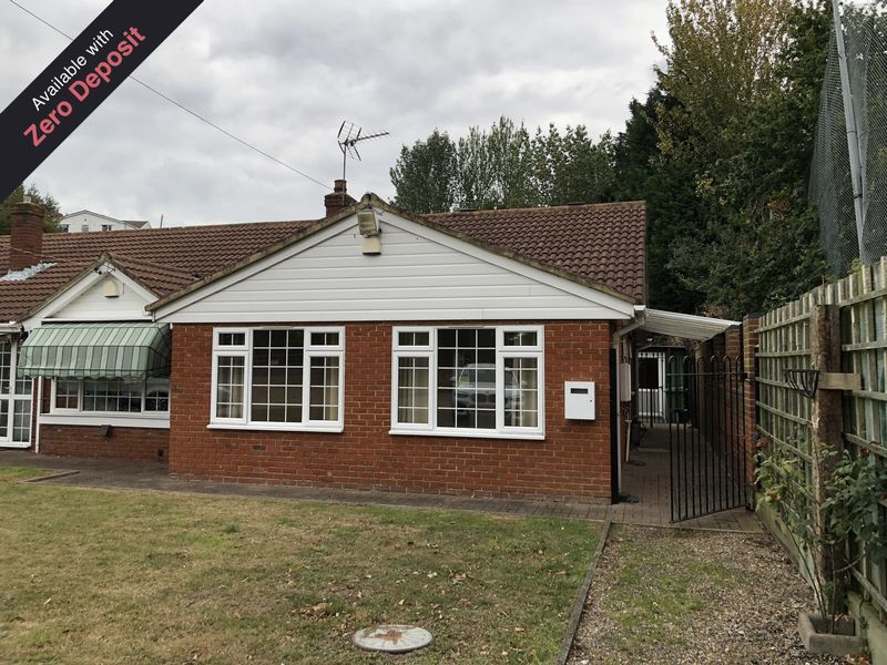 2 bed bungalow to rent in Otterham Quay Lane