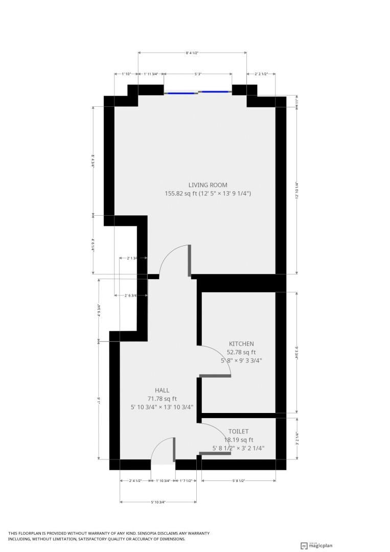 3 bed house to rent in Granary Close - Property Floorplan