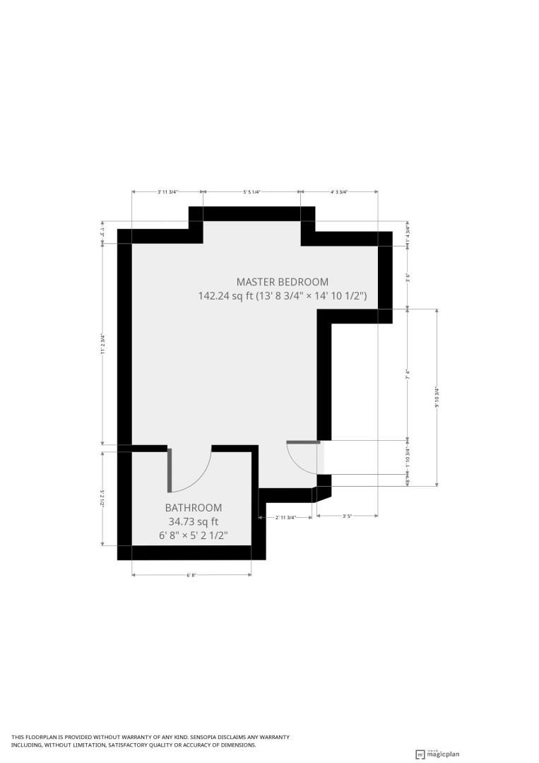 3 bed  to rent on Granary Close - Property Floorplan