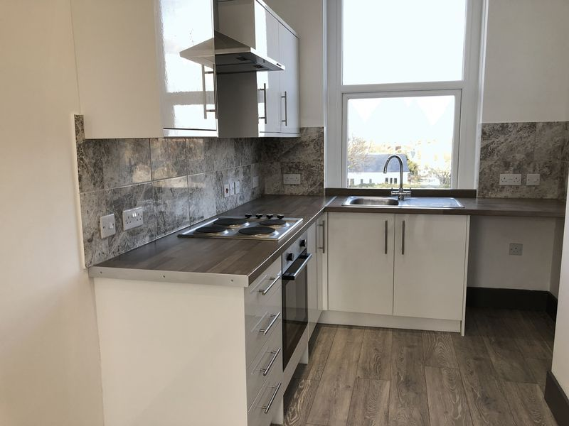 1 bed flat to rent in Northdown Road
