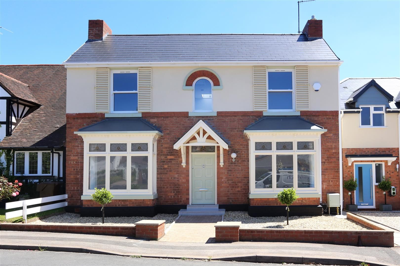 4 bed detached for sale in Hagley