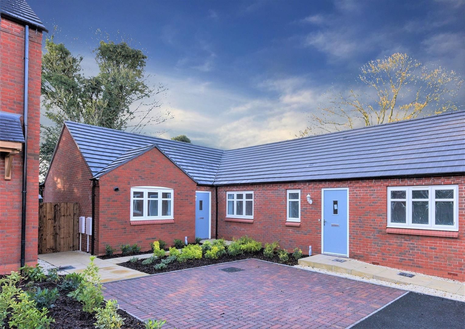 2 bed semi-detached-bungalow for sale  - Property Image 1