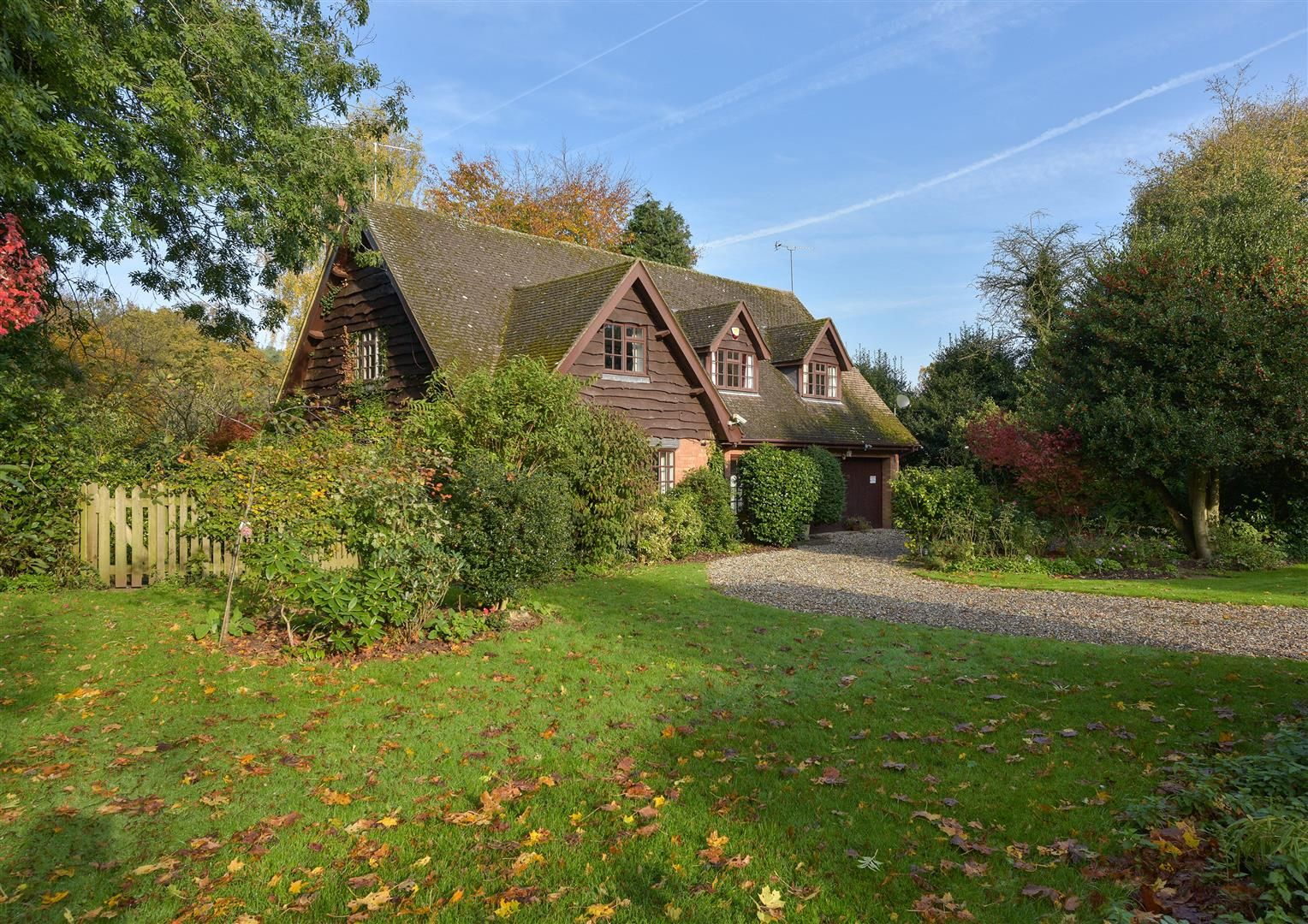 3 bed detached for sale in Wolverley  - Property Image 1