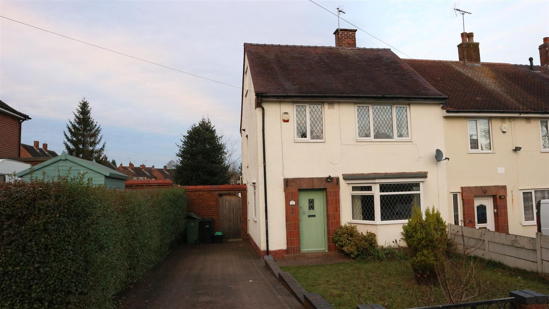 3 bed end-of-terrace for sale in Norton, DY8
