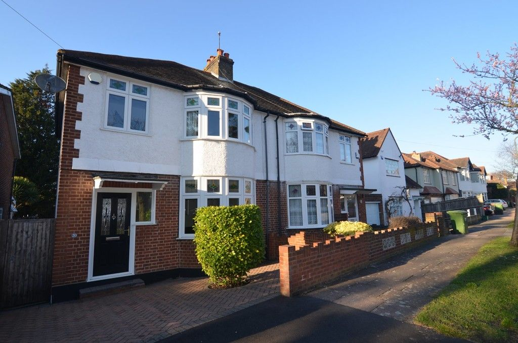 3 bed House for sale in Orchard Road, Sidcup, DA14 - Property Image 1