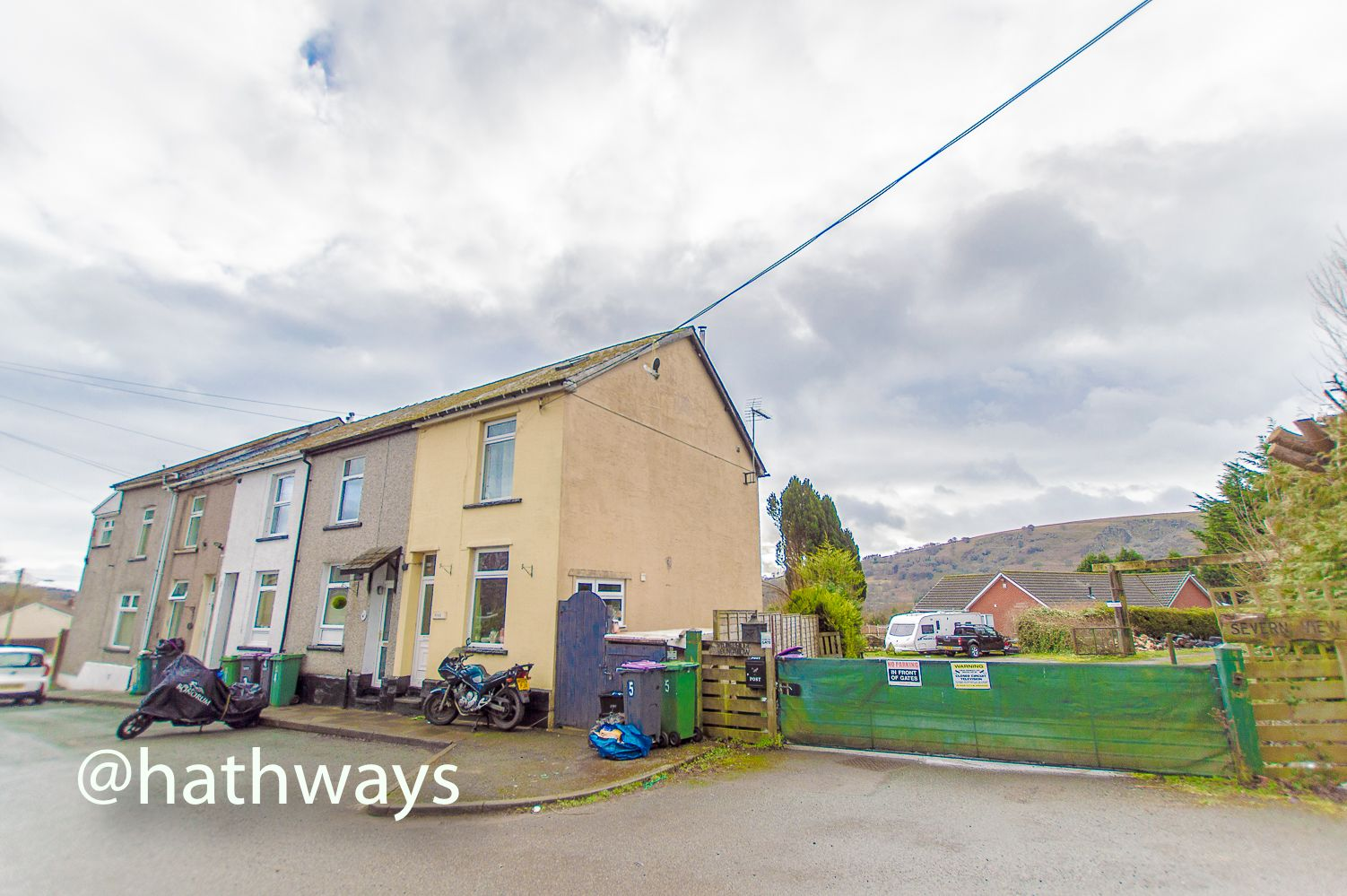 2 bed house for sale in Golynos Place Albert Road  - Property Image 1