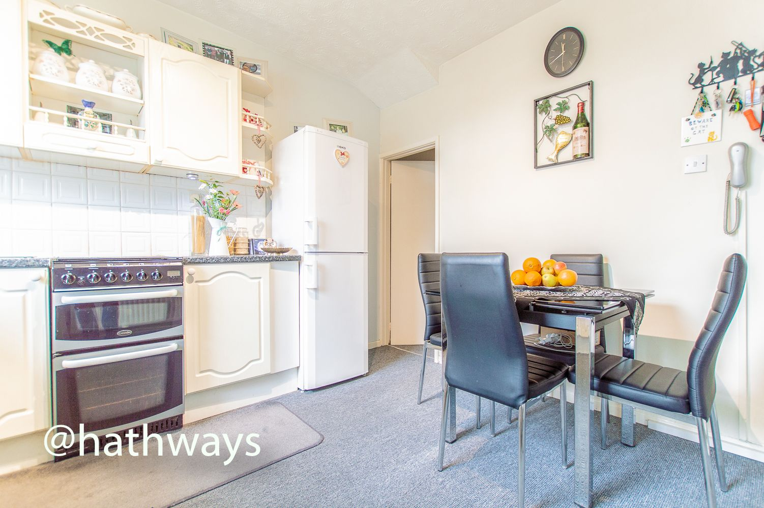 2 bed house for sale in Golynos Place Albert Road 4