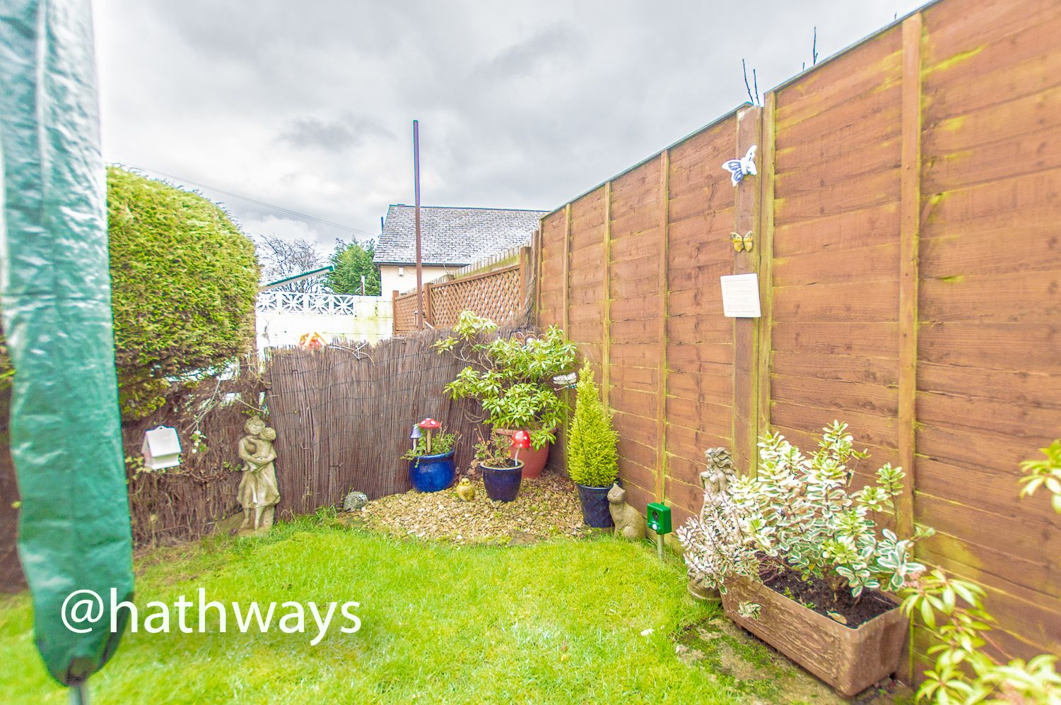 2 bed house for sale in Golynos Place Albert Road 37