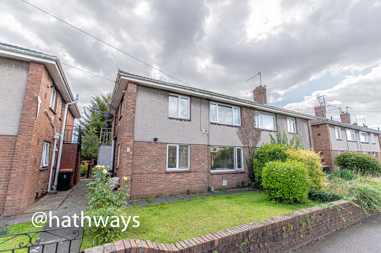 2 bed flat for sale in Colston Avenue, NP19