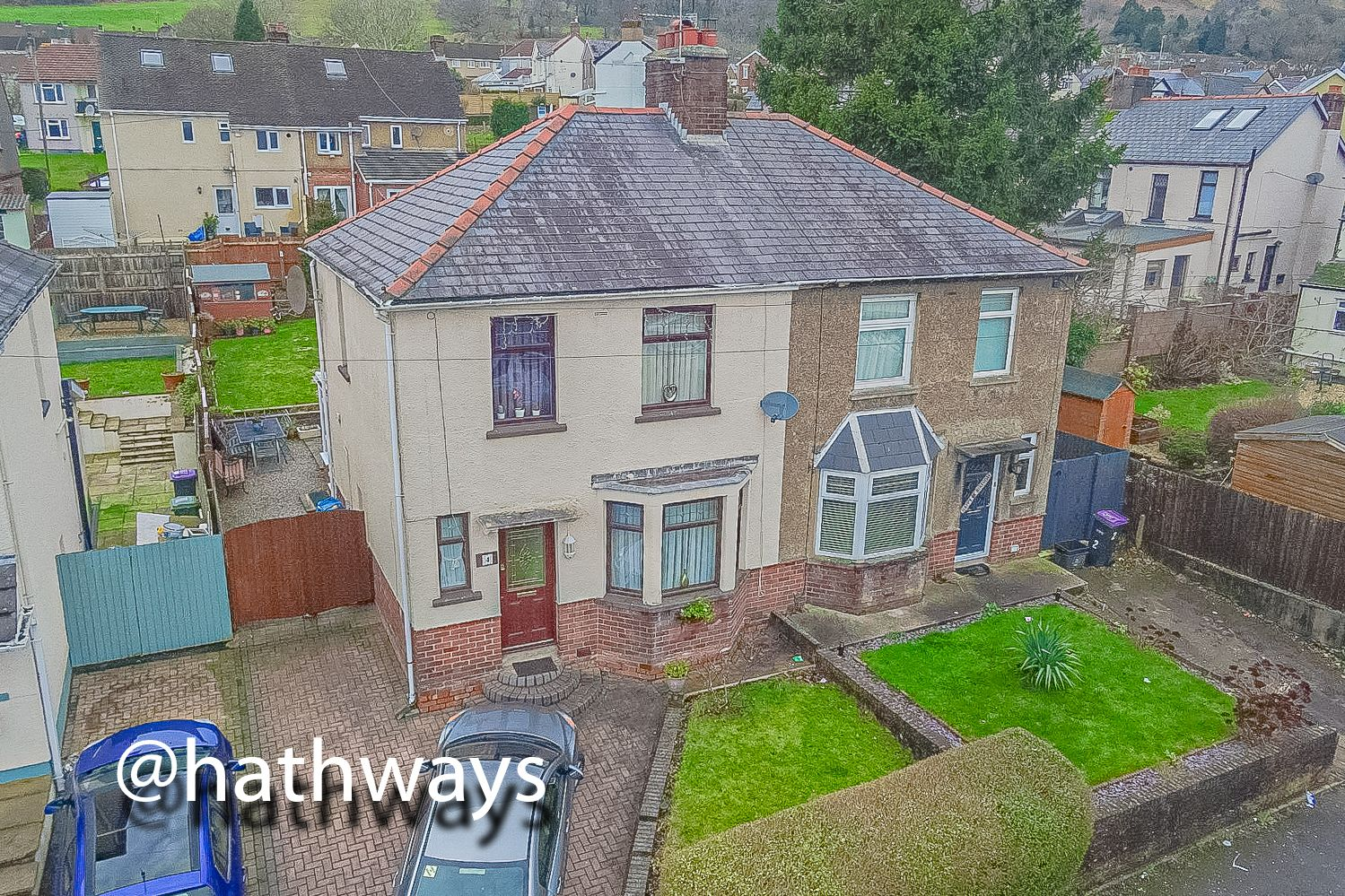3 bed house for sale in South Avenue, NP4