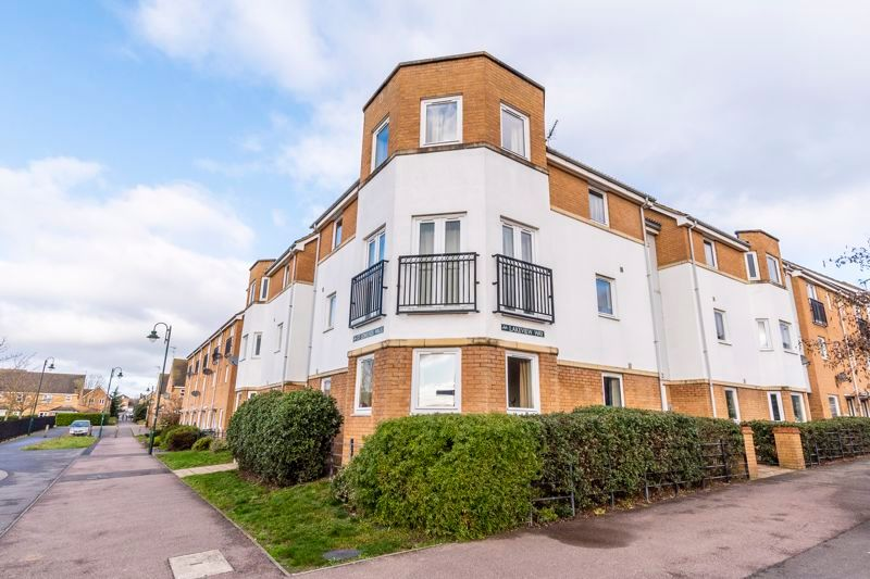 2 bed flat for sale in St. Edmunds Walk, PE7